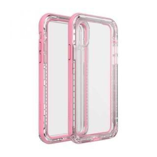 iPhone XS/X ケース LIFEPROOF NEXT 防塵・防雪・耐衝撃ケース CACTUS ROSE iPhone XS/X