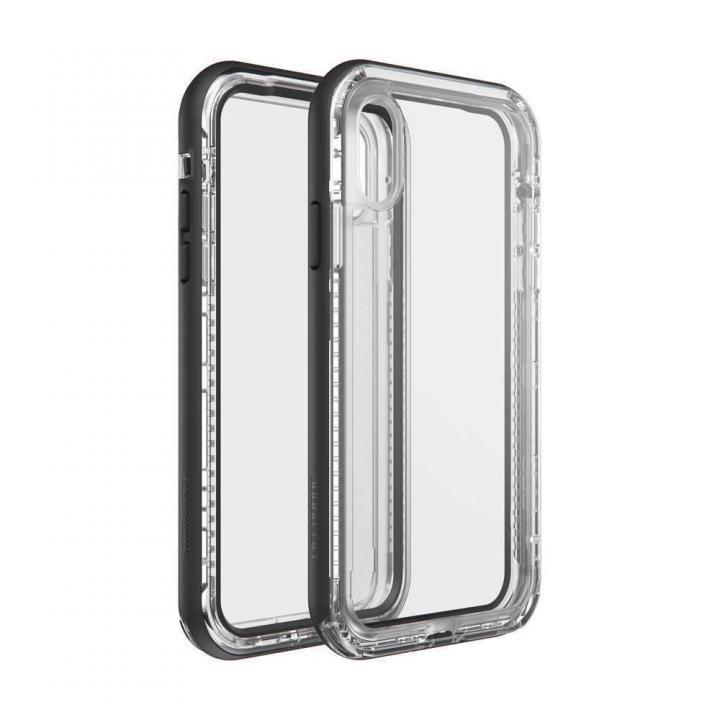 iPhone XR ケース LIFEPROOF NEXT 防塵・防雪・耐衝撃ケース BLACK CRYSTAL iPhone XR_0