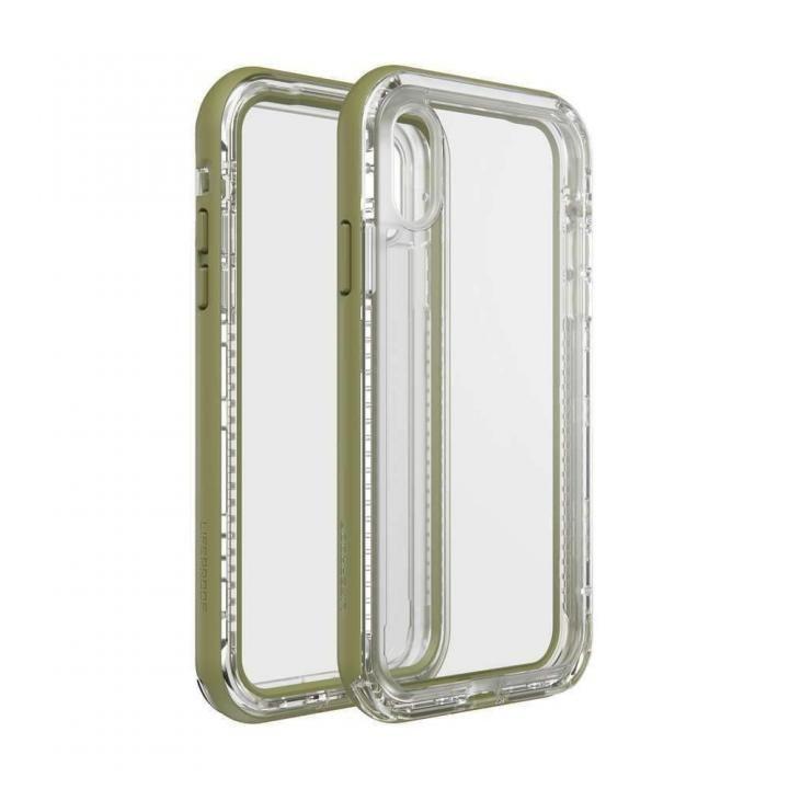 iPhone XR ケース LIFEPROOF NEXT 防塵・防雪・耐衝撃ケース ZIP LINE iPhone XR_0