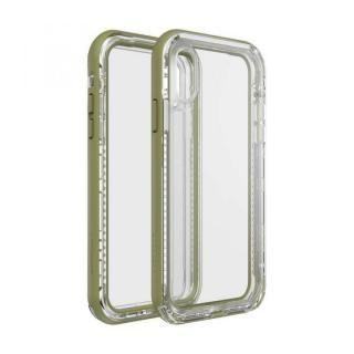 iPhone XR ケース LIFEPROOF NEXT 防塵・防雪・耐衝撃ケース ZIP LINE iPhone XR