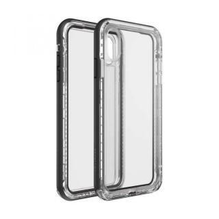 iPhone XS Max ケース LIFEPROOF NEXT 防塵・防雪・耐衝撃ケース BLACK CRYSTAL iPhone XS Max