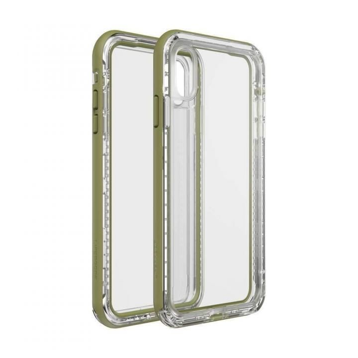 iPhone XS Max ケース LIFEPROOF NEXT 防塵・防雪・耐衝撃ケース ZIP LINE iPhone XS Max_0