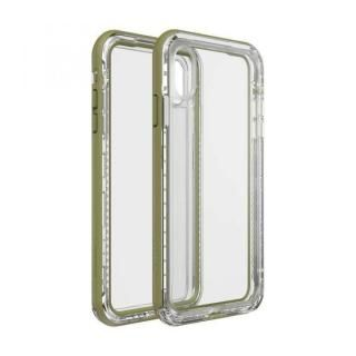 iPhone XS Max ケース LIFEPROOF NEXT 防塵・防雪・耐衝撃ケース ZIP LINE iPhone XS Max