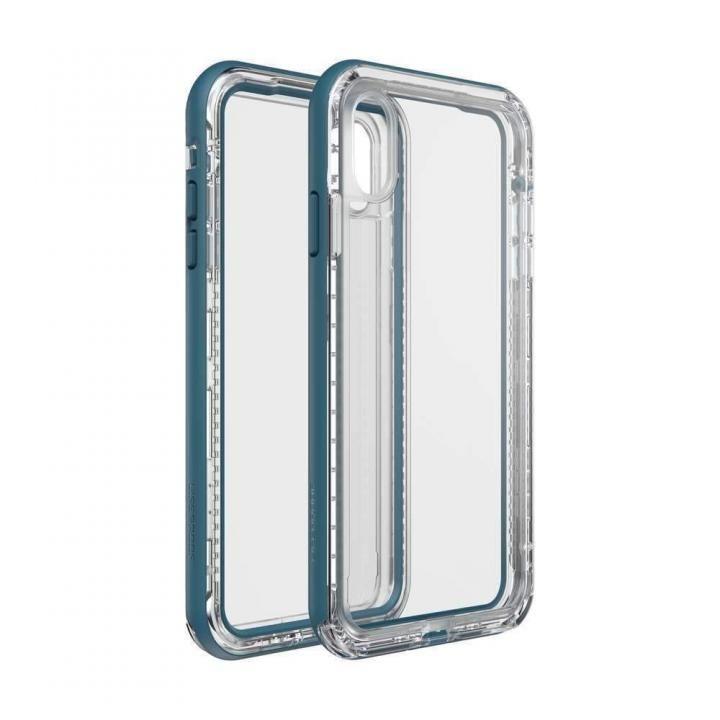 iPhone XS Max ケース LIFEPROOF NEXT 防塵・防雪・耐衝撃ケース CLEAR LAKE iPhone XS Max_0