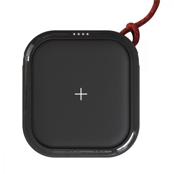ワイヤレスモバイルバッテリー POWER CUBE PRO 10,000mAh ブラック_0