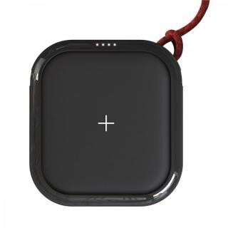 ワイヤレスモバイルバッテリー POWER CUBE PRO 10,000mAh ブラック【2月上旬】