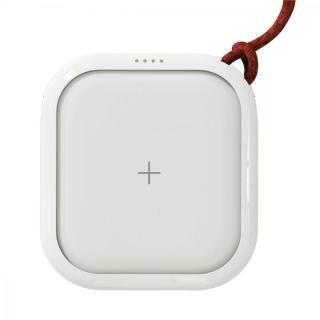 ワイヤレスモバイルバッテリー POWER CUBE PRO 10,000mAh ホワイト【3月上旬】