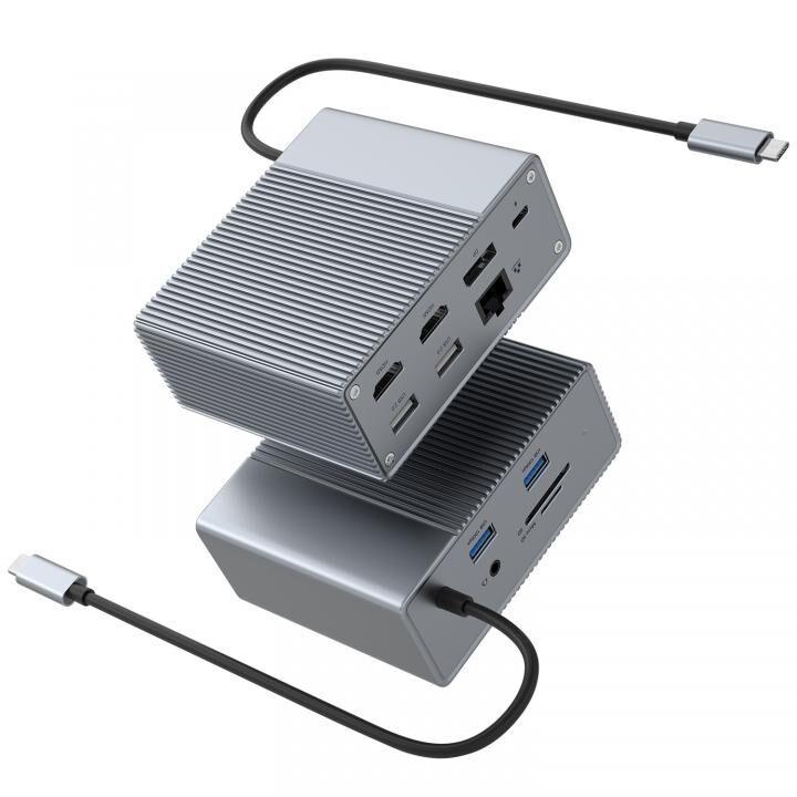 HyperDrive GEN2 12ポート USB-Cハブ_0