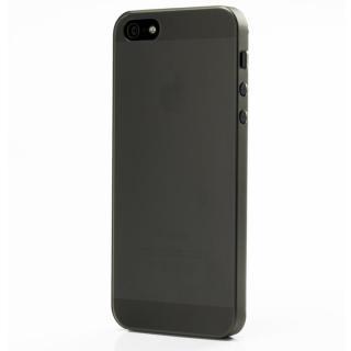 【iPhone SE/5s/5ケース】軽い・薄い・安い Helium133 PC Case iPhone SE/5s/5 マットスモーク_2
