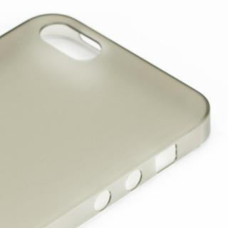 【iPhone SE/5s/5ケース】軽い・薄い・安い Helium133 PC Case iPhone SE/5s/5 マットスモーク_3