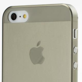 【iPhone SE/5s/5ケース】軽い・薄い・安い Helium133 PC Case iPhone SE/5s/5 マットスモーク_5