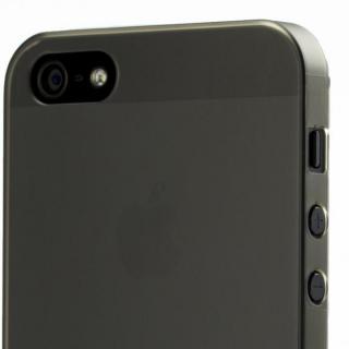 【iPhone SE/5s/5ケース】軽い・薄い・安い Helium133 PC Case iPhone SE/5s/5 マットスモーク_6