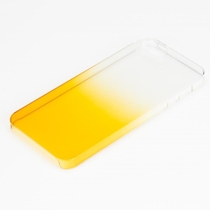 軽い・薄い・安い Helium133 PC Case iPhone SE/5s/5 オレンジ