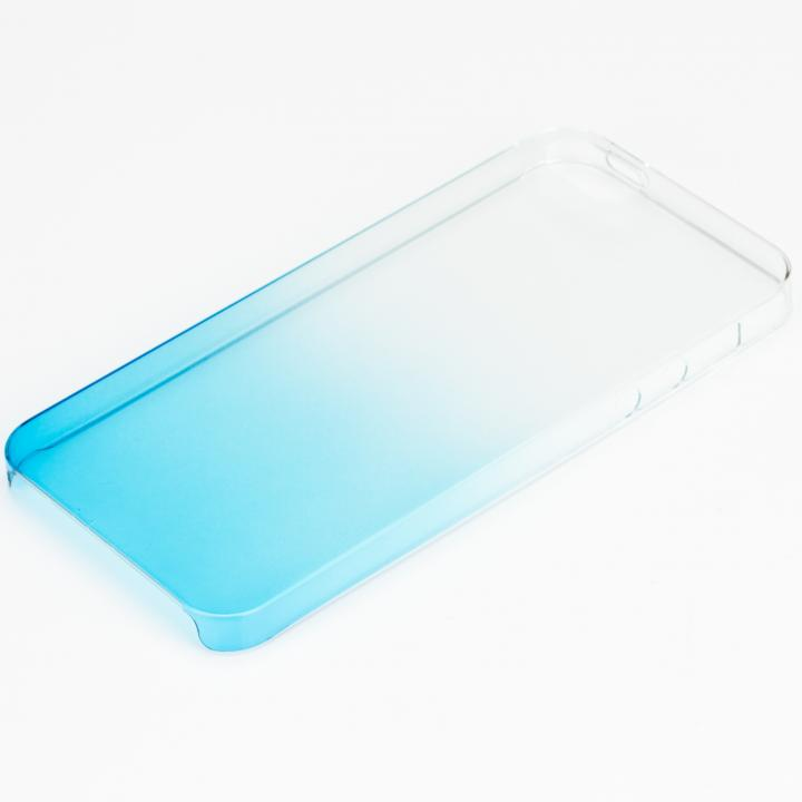 軽い・薄い・安い Helium133 PC Case iPhone SE/5s/5 ブルー
