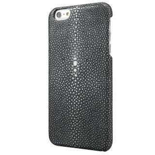 GRAMAS Meister ガルーシャ レザーケース ブラック iPhone 6s Plus/6 Plusケース