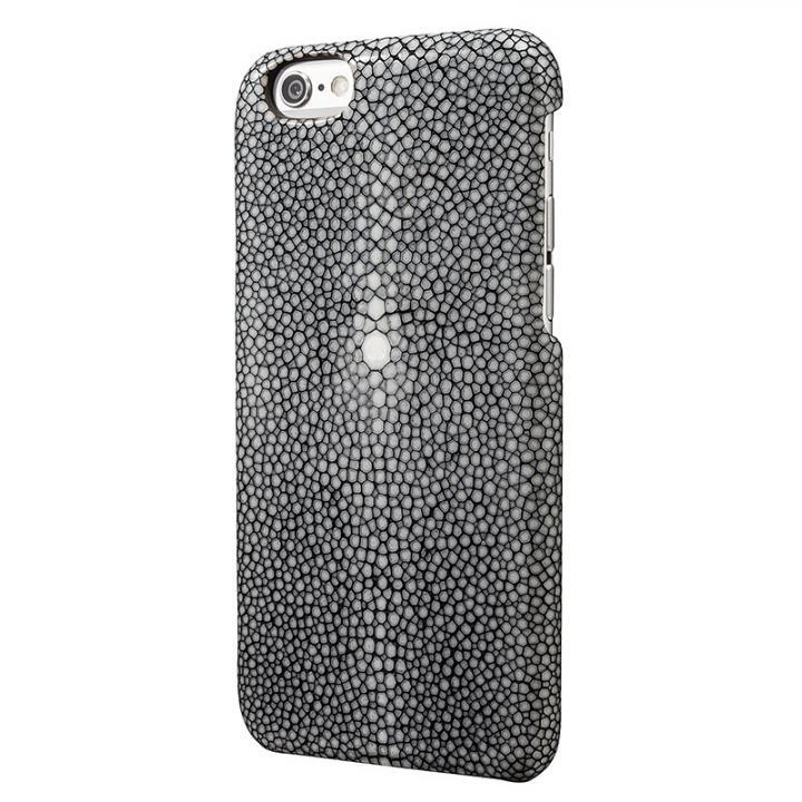 GRAMAS Meister ガルーシャ レザーケース ブラック iPhone 6s/6ケース