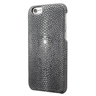 【iPhone6s/6ケース】GRAMAS Meister ガルーシャ レザーケース ブラック iPhone 6s/6ケース
