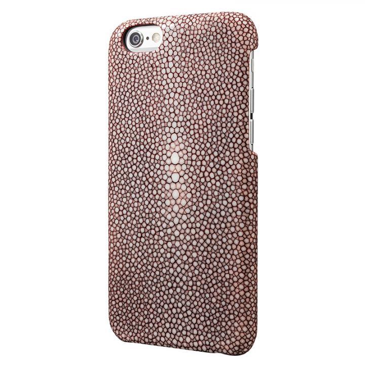 【iPhone6s/6ケース】GRAMAS Meister ガルーシャ レザーケース ブラウン iPhone 6s/6ケース_0