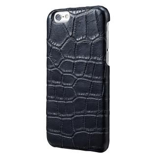 GRAMAS Meister クロコダイル レザーケース グレイ iPhone 6s/6ケース