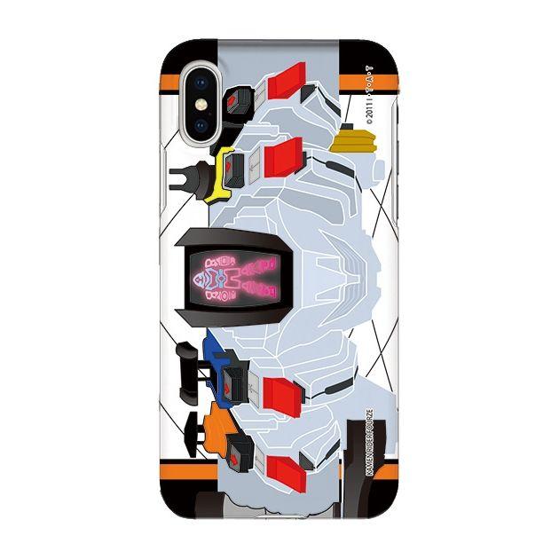 仮面ライダーフォーゼ ハードケース iPhone X