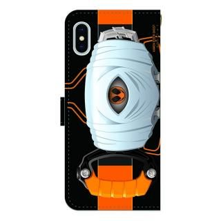 仮面ライダーゴースト 手帳型ケース iPhone X