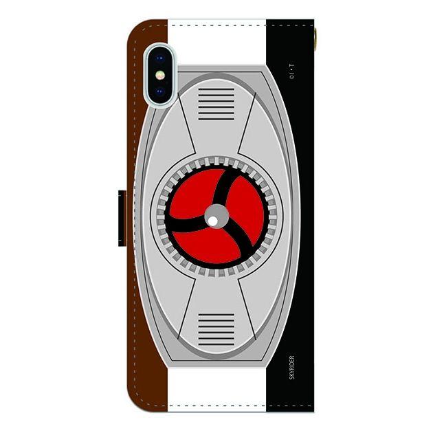 iPhone X ケース スカイライダー 手帳型ケース iPhone X_0