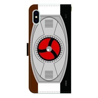 スカイライダー 手帳型ケース iPhone X