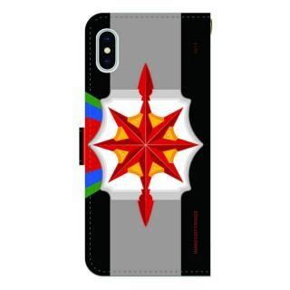 仮面ライダーストロンガー 手帳型ケース iPhone X