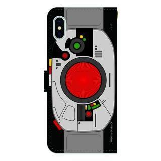 仮面ライダーBLACK(ブラック) 手帳型ケース iPhone X