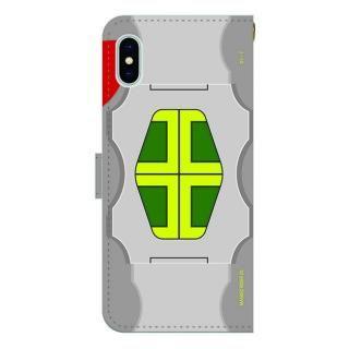 仮面ライダーZX(ゼクロス) 手帳型ケース iPhone X
