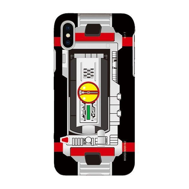 仮面ライダーファイズ ハードケース iPhone X