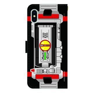 仮面ライダーファイズ 手帳型ケース iPhone X