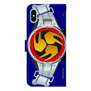 仮面ライダー響鬼 手帳型ケース iPhone X