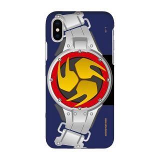 仮面ライダー響鬼 ハードケース iPhone X