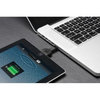 キー・Dock-USB鍵型アダプター ブラック 30ピン用_2