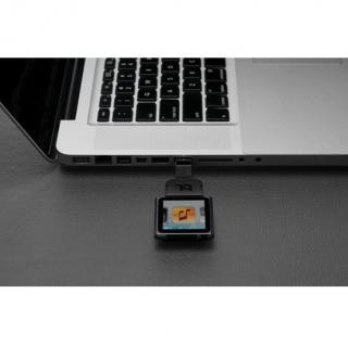 キー・Dock-USB鍵型アダプター ブラック 30ピン用_3