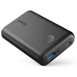 [10000mAh]Anker PowerCore II 10000 PowerIQ 2.0 モバイルバッテリー ブラック【7月下旬】