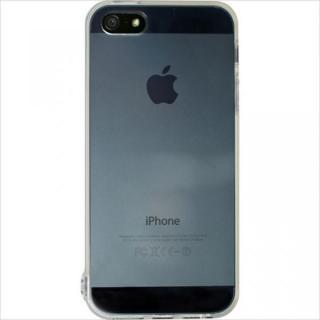 Highend Berry クリア ストラップホール付き iPhone5ケース