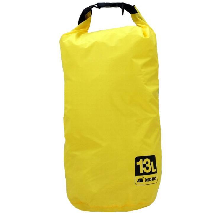 軽い・薄い・撥水バッグ Light Weight Stuff Bag 13L イエロー_0