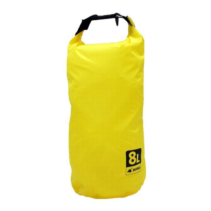 軽い・薄い・撥水バッグ Light Weight Stuff Bag 8L イエロー_0