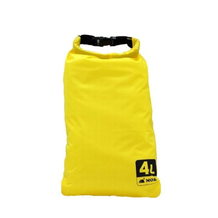 軽い・薄い・撥水バッグ Light Weight Stuff Bag 4L イエロー_0