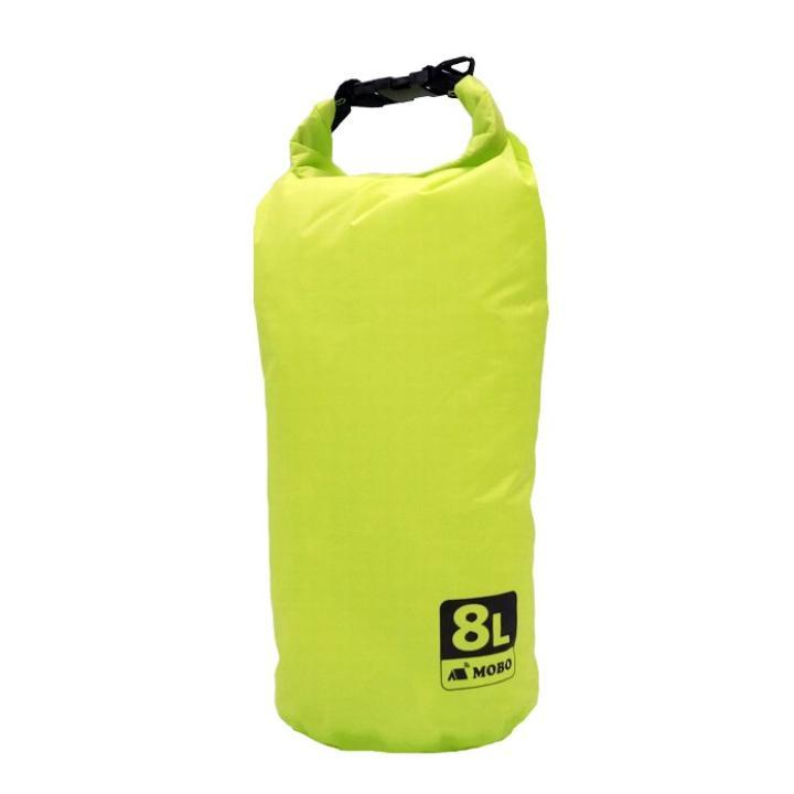 軽い・薄い・撥水バッグ Light Weight Stuff Bag 8L グリーン_0