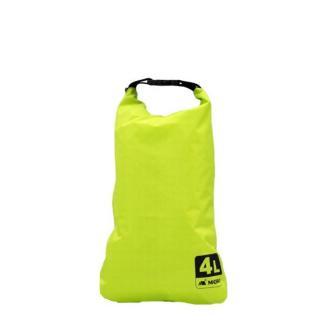 軽い・薄い・撥水バッグ Light Weight Stuff Bag 4L グリーン