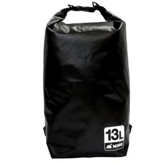 丈夫な素材・両掛け対応ストラップ付き Water Sports Dry Bag 13L ブラック