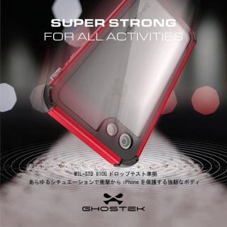 【iPhone8/7ケース】防水IP68準拠 アルミ合金ケース Atomic3.0 ゴールド iPhone 8/7_3
