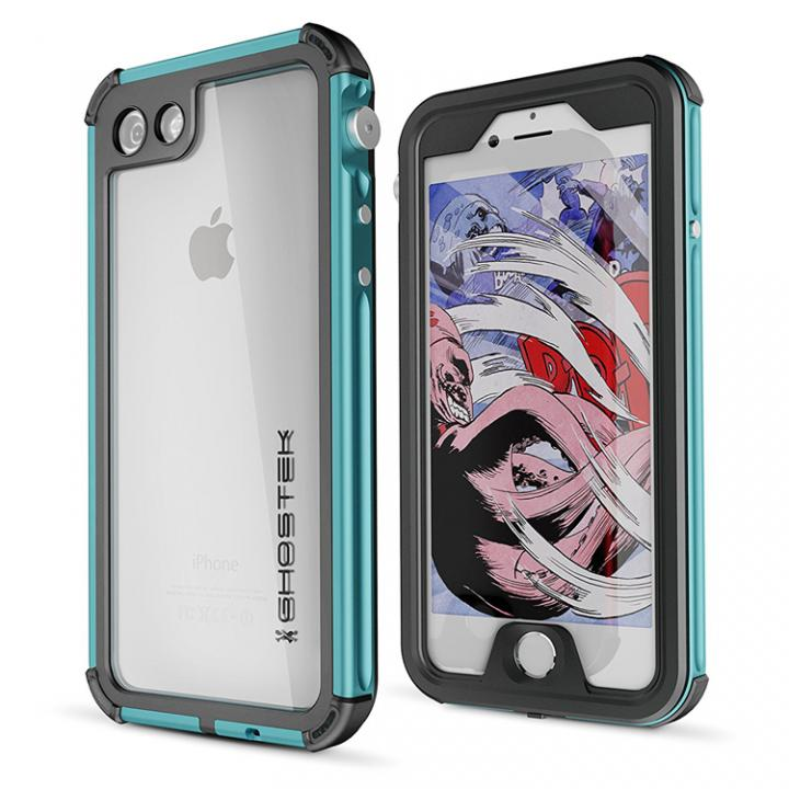 iPhone8/7 ケース 防水IP68準拠 アルミ合金ケース Atomic3.0 テール iPhone 8/7_0