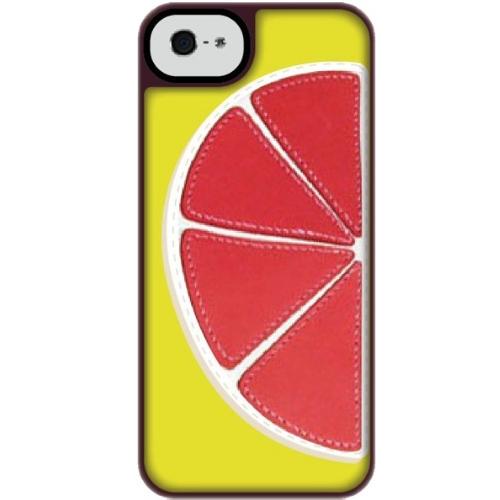 【iPhone SE/5s/5ケース】Griffin  Fresh Grapefruit iPhone 5-SYE HYS_0