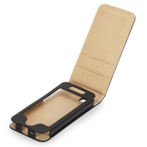 【iPhone SE/5s/5ケース】Griffin  Flip Case Midtown iPhone5-BLK_0