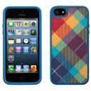 iPhone 5 FabShell MegaPlaid Spectrum