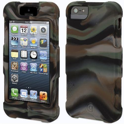 【iPhone SE/5s/5ケース】Griffin  SurvivorSkin iPhone5-HCO_0